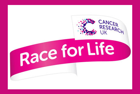 Event support for Race for Life